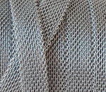 Stainless Steel Mesh Chain - 8mm - per inch