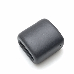 Clay River - 10mm - Matte Black