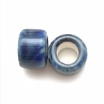 Clay River - 5mm - Marbelous Blue