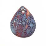 Xaz Bead Co. - Tear Drop Pendant