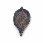 Xaz Bead Co. - Leaf Pendant