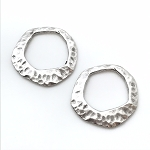 Hammered Ring Small - Pk of 2