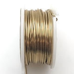 Solid Faux Gold Parawire - 20g