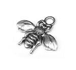 Large Bee Charm-  Pk of 2