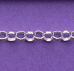 Sterling Silver Chain - Small Rollo