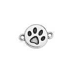 Paw Link Charm- Pk of 4