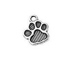 Paw Charm- Pk of 4