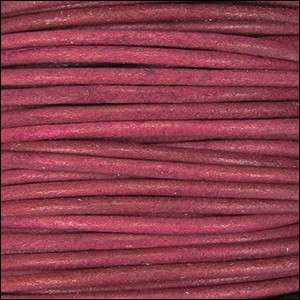 Natural Dye 2mm Leather per spool Cyclman