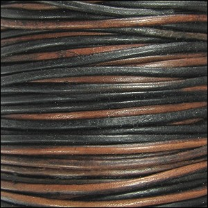 Natural Dye 2mm Leather per spool Sippa