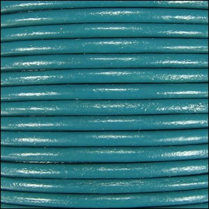 2mm Leather per 3 yards Turquoise