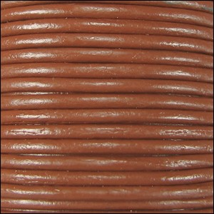 1mm Leather per spool toffee
