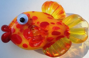 Calvin Glass Lampwork Beads